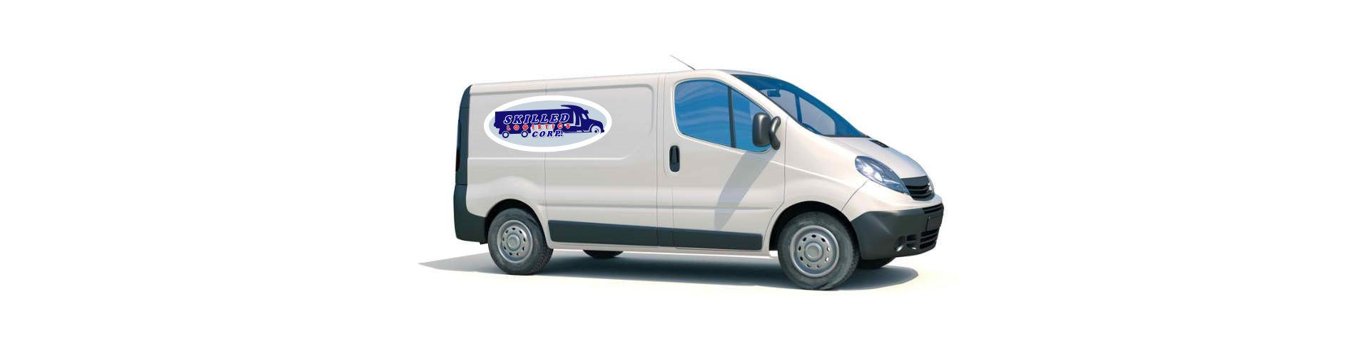 plain white van